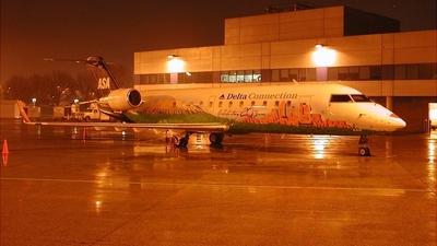 N849AS - Bombardier CRJ-200ER - Delta Connection (Atlantic Southeast Airlines)