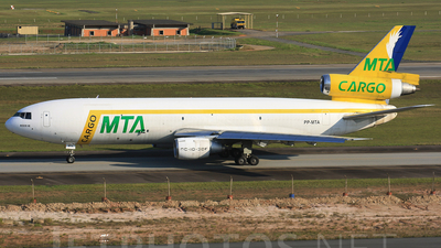 PP-MTA - McDonnell Douglas DC-10-30(CF) - MTA Cargo (Master Top Airlines)