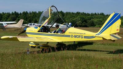 D-MOFG - Evektor EV-97 Eurostar - Private