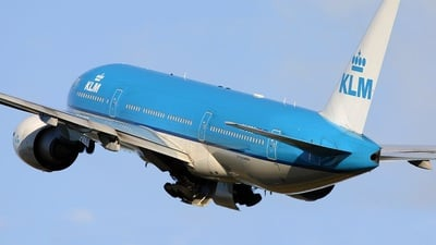PH-BQD - Boeing 777-206(ER) - KLM Royal Dutch Airlines