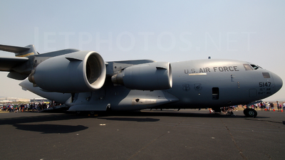 05-5147 - Boeing C-17A Globemaster III - United States - US Air Force (USAF)