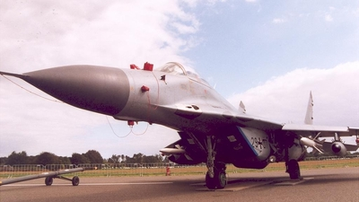 29-07 - Mikoyan-Gurevich MiG-29 Fulcrum - Germany - Air Force