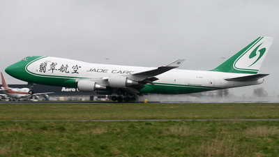 B-2440 - Boeing 747-4EVERF - Jade Cargo International