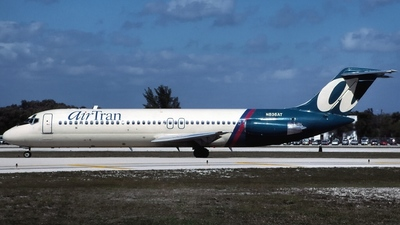 N836AT - McDonnell Douglas DC-9-32 - airTran Airways