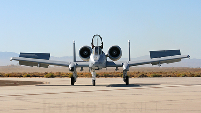 80-0279 - Fairchild A-10C Thunderbolt II - United States - US Air Force (USAF)