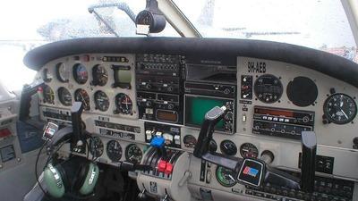 9H-AEB - Piper PA-34-200T Seneca II - Falcon Aviation