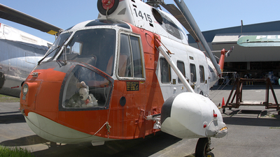 1415 - Sikorsky HH-52A Sea Guard - United States - US Coast Guard (USCG)