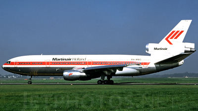 PH-MBG - McDonnell Douglas DC-10-30(CF) - Martinair Holland