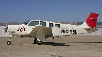 N8295L - Beechcraft A36 Bonanza - Japan Airlines (JAL)