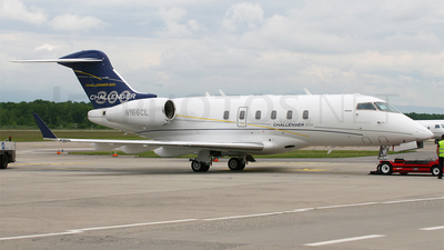 N166CL - Bombardier BD-100-1A10 Challenger 300 - Bombardier Aerospace