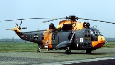 89-61 - Westland Sea King Mk.41 - Germany - Navy