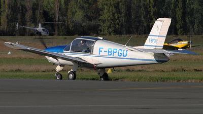 F-BPGU - Socata MS-880B Rallye Club - Private