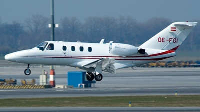 OE-FGI - Cessna 525 CitationJet 1 - JetAlliance
