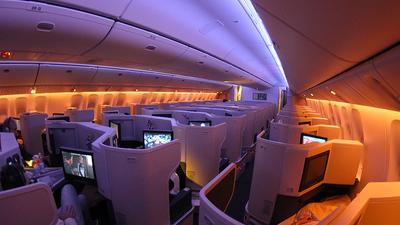B-KPT - Boeing 777-367ER - Cathay Pacific Airways