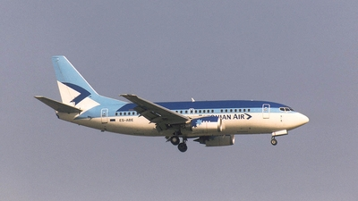ES-ABE - Boeing 737-5L9 - Estonian Air