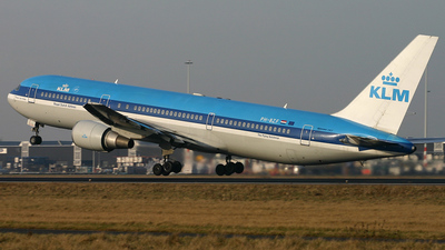 PH-BZF - Boeing 767-306(ER) - KLM Royal Dutch Airlines