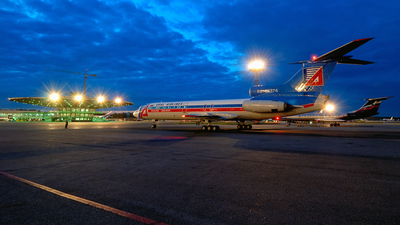 RA-85374 - Tupolev Tu-154B-2 - Ural Airlines