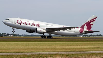 A7-ABY - Airbus A300B4-622R(F) - Qatar Airways Cargo