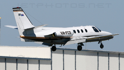A picture of VHFCS - Cessna 501 Citation 1/SP - [5010102] - © Mehdi Nazarinia - MehdiPhotos.com