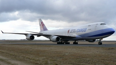 B-18705 - Boeing 747-409F(SCD) - China Airlines Cargo