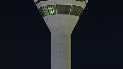 YPPH - Airport - Control Tower