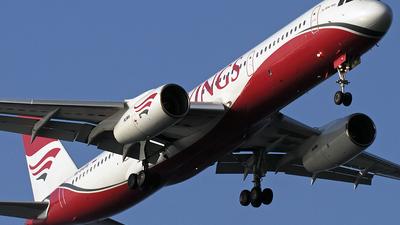 RA-64018 - Tupolev Tu-204-100 - Red Wings