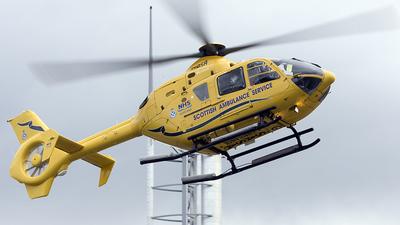 G-SASA - Eurocopter EC 135T1 - Bond Air Services