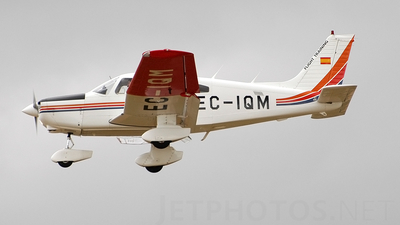 A picture of ECIQM - Piper PA28161 Warrior II -  - © Stefan Kuhn