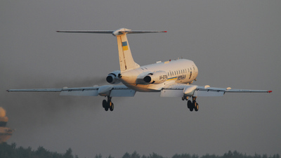 UR-65718 - Tupolev Tu-134A-3 - Ukraine - Government