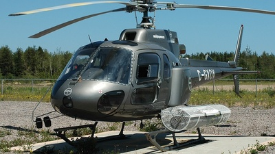 C-GXOX - Aérospatiale AS 350BA Ecureuil - Panorama Helicopters