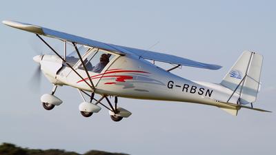 A picture of GRBSN - Ikarus C42 FB80 - [04076610] - © Paul Stevenson