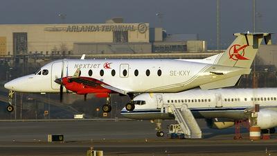 SE-KXY - Beech 1900D - NextJet