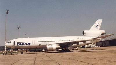 OO-JOT - McDonnell Douglas DC-10-30 - Tarom - Romanian Air Transport (ChallengAir)