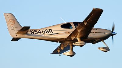 N545SR - Cirrus SR22-G3 Turbo - Private