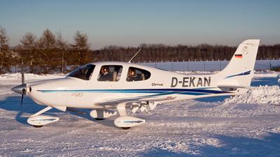 D-EKAN - Cirrus SR20 - Private