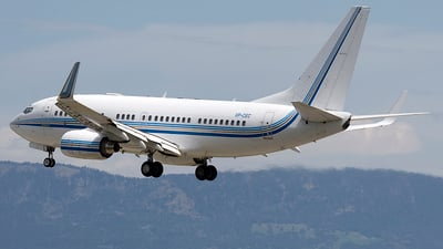 VP-CEC - Boeing 737-7AW(BBJ) - Private