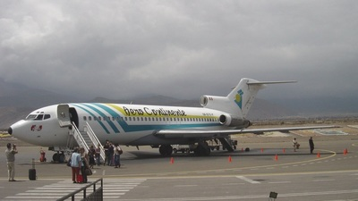 OB-1570-P - Boeing 727-22 - Aero Continente