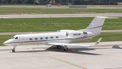 N121JM - Gulfstream G-IV - Private