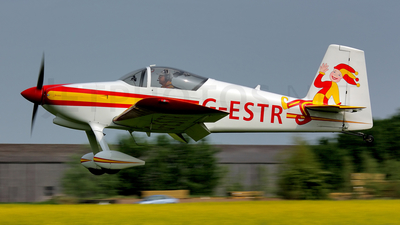 A picture of GESTR - Van's RV6 - [PFA 181A13638] - © Dave Marshall