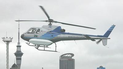 ZK-HIE - Aérospatiale AS 350B Ecureuil - Christchurch Helicopters