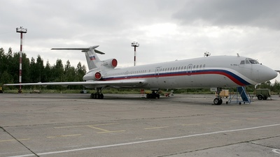 RA-85565 - Tupolev Tu-154B-2 - Russia - Air Force
