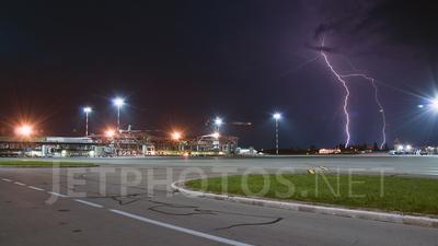LROP - Airport - Ramp