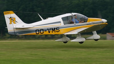 OO-VMS - Robin DR400/160 Chevalier - Royal Verviers Aviation