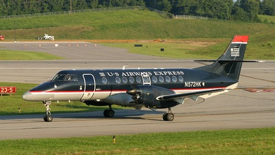 N572HK - British Aerospace Jetstream 41 - US Airways Express (Trans States Airlines)