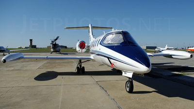 N368D - Gates Learjet 25D - Private