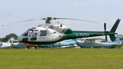 A picture of GPASH - Aerospatiale AS355 F1 Ecureuil - [5040] - © Planet Aircraft