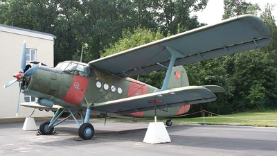 822 - Antonov An-2 - Germany - Air Force
