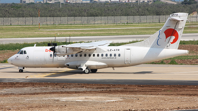 LZ-ATR - ATR 42-300 - Belle Air (Hemus Air)