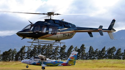 TI-AZP - Bell 407 - Private