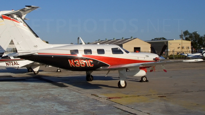 N351C - Piper PA-46-500TP Meridian - Private